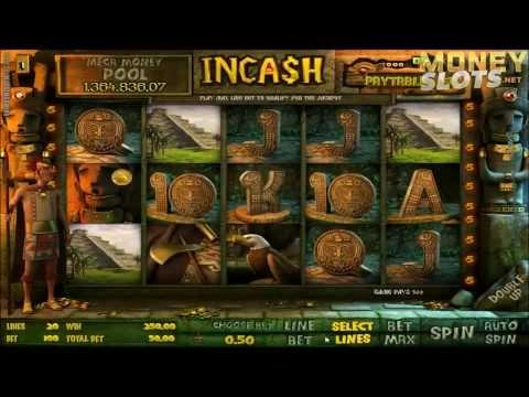 InCash Video Slots Review  |  MoneySlots.net
