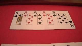 Basics: Poker Hand Ranking
