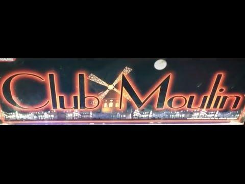 Club Moulin Jackpot HANDPAY on a HUGE Line hit.