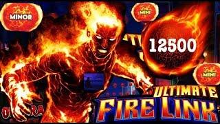 •MY BEST WIN!• ULTIMATE FIRE LINK slot machine BONUS BIG WINS!