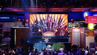 Microgaming at ICE London 2020 - Day 1