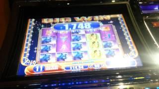 Mystical Worlds 2c bonus - BIG WIN!