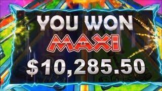 •MASSIVE MAXI JACKPOT Bet $2.00•MY BIGGEST JACKPOT EVER•STAR WATCH MAGMA (KONAMI) •HAPPY NEW YEAR !
