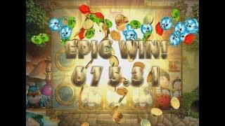 White Rabbit Slot - BIG Feature Win