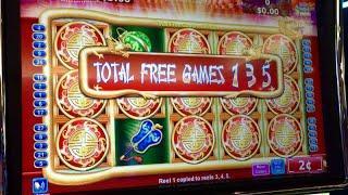 Flying Fortune slot- 135 spin bonus!