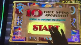 NEW FORT KNOX CLEOPATRA Slot Machine Bet $2~ Max bet $4, Gambling at San Manuel Casino, Akafujislot