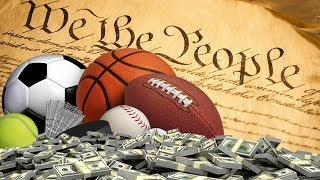 We the People Can Bet on Sports!