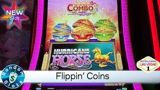 ⋆ Slots ⋆️ New - Coin Combo Hurricane Horse slot machine