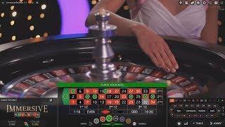 500 Euros Vs Live Dealer Immersive Roulette Big Bets