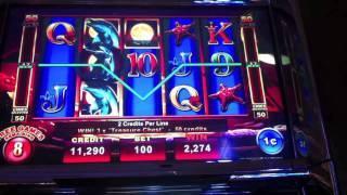 Ainsworth - Beyond the Moon - Borgata Hotel and Casino - Atlantic City, NJ