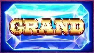 • GRAND JACKPOT on EUREKA REEL BLAST • AS IT HAPPENS • LOCK IT LINK •