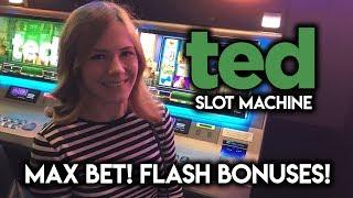 Ted Tuesday! Flash Bonuses! Flash Features!!!!