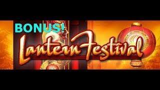 Lantern Festival - WMS Slot Machine Bonus