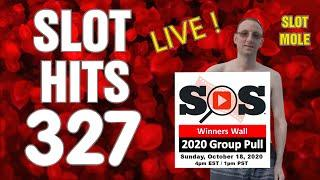 Slot Hits 327 - 2020 Group Pull - G2E 2020 Kickoff