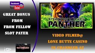 (Fan Video) Igt - Prowling Panther : Great Bonus
