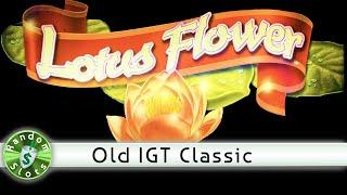 Lotus Flower slot machine, bonus
