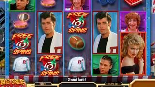 GREASE: GRADUATION DAY Video Slot Casino Game with a FREE SPIN BONUS