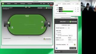 PokerSnowie Heads Up Training and Discussing HU Poker on Ignition