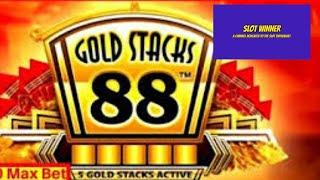 GOLD STACKS WILD RUN OF LUCK - WATCH THE CASH WON HERE! CASINO BONUSES AND WINS