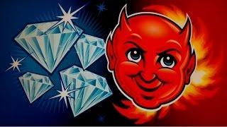 Diamonds & Devils Slot - LIVE PLAY Bonuses - Great Session!
