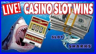 • LIVE Casino Slot Machine Play • The Meadows Racetrack & Casino •