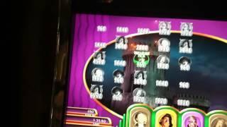 Wizard of Oz Ruby Slippers Slot Machine Witch Bonus
