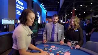 Face Up  Pai Gow Poker - Interview with Kelly McMillian at G2E