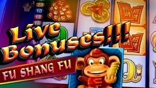 Live Bonuses + Play on Fortune Firecracker - Fu Shang Fu - 1c Aristocrat Slots.
