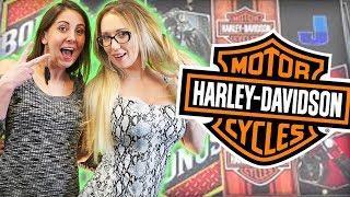 •️MOTORCYCLE MAMA'S! •️Fun Slot Play on Harley Davidson Slots!
