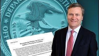DOJ Wire Act Opinion Update with Gregory Brower
