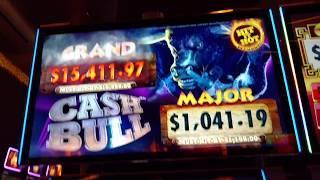 ᐅ Retraggers High Limit Cash Bull $10 bet free spin bonus big wins