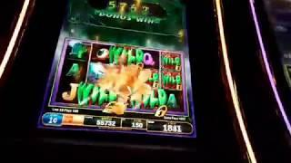 $1 Wheel of fortune and better off ED live play! Streamed on Facebook live 7/4/2017 Sands casino.