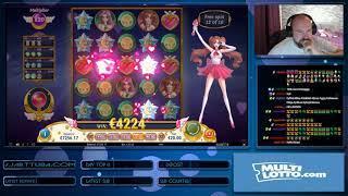 Big Bet!! Mega Big Win From Moon Princess!!
