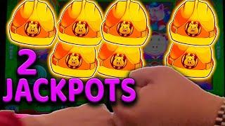 ⋆ Slots ⋆ 2 HANDPAY JACKPOTS⋆ Slots ⋆ on Huff N Puff! Up to $250/SPIN!
