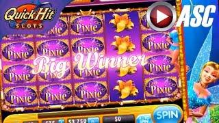 PEEK-A-BOO PIXIE (Bally) | • QUICK HIT SLOTS! NEW SLOT GAME APP REVIEW! PLAY FOR FUN!•