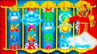 Dragon of the Eastern Ocean Good Fortune slot machine, Double, Bonus or Bust 4