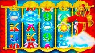 Dragon of the Eastern Ocean Good Fortune slot machine, Double, Bonus or Bust 4