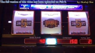 Slots Weekly Highlights #30 For you who are busy•Penny Slot, $1 Slot & $5 Slot - San Manuel Casino