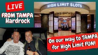 ⋆ Slots ⋆LIVE! High Limit Slot Play at Hard Rock Tampa
