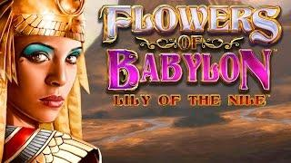 Flowers of Babylon™ Lily of the Nile™