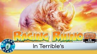Raging Rhino Slot Machine without Progressives