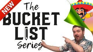 NEW SERIES! SDGuy's Bucket List Ep. 1!