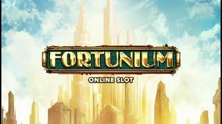 Fortunium Online Slot Promo