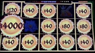 DRAGON LINK PANDA MAGIC ~ (2) HANDPAY JACKPOTS $40 & $50 SPINS