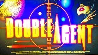 Double Agent classic slot machine, DBG