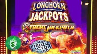 ++NEW Longhorn Jackpots Xtreme Jackpots slot machine