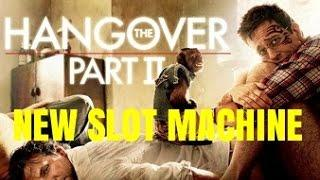 HANGOVER PART II SLOT MACHINE-LIVE PLAY-Cosmo