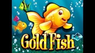 GOLD FISH SLOT MACHINE BONUSES