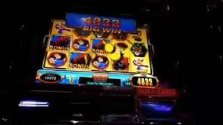 Winning Bid 2 slot machine live play! Streamed live on Facebook live 7/4/2017 at Sands! *Big win*