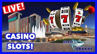 • LIVE SLOTS • from Reno - Atlantis Casino Resort & Spa